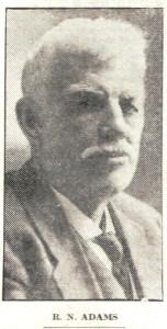 R.N. Adams pix